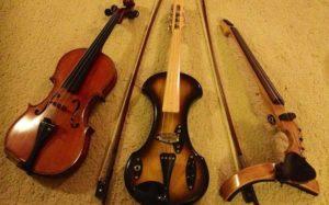 Chọn mua violin
