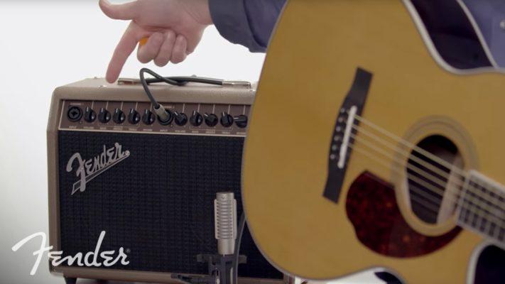 amplifier cho đàn guitar