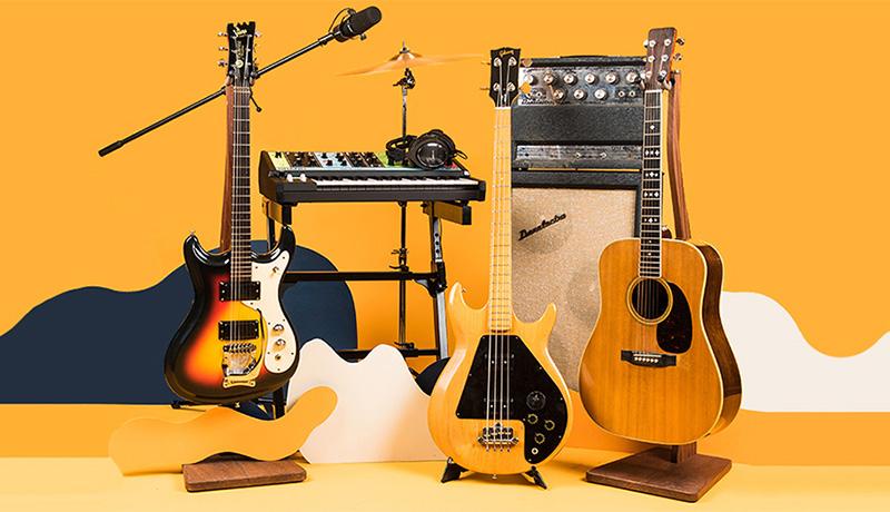 bảo quản đàn guitar bền đẹp