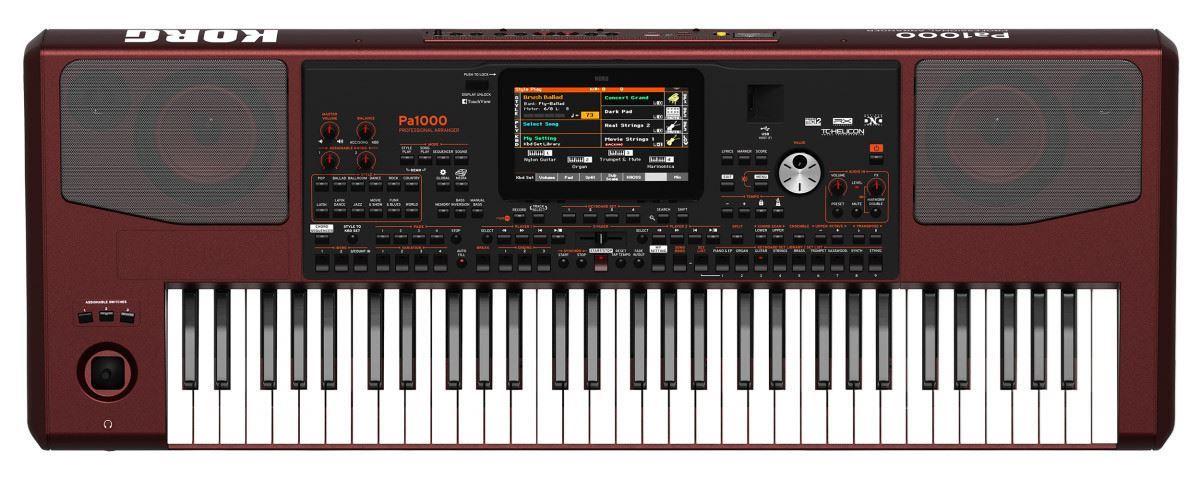 Kết quả hình ảnh cho arranger keyboard