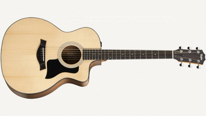 đánh giá guitar taylor guitar 114CE
