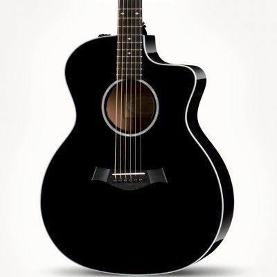 Đàn guitar Taylor 214CE BK DLX