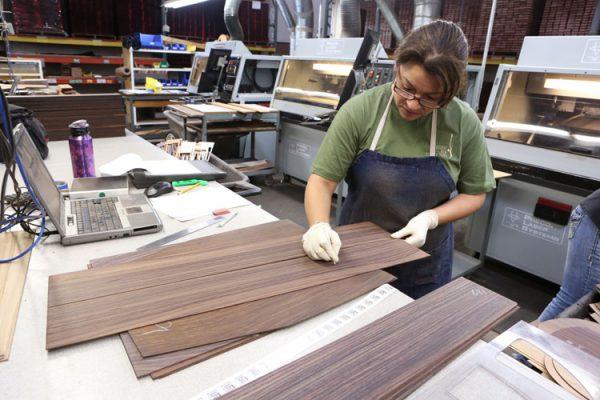 Một số hình ảnh tại xưởng làm việc của nhà máy Taylor