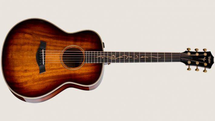 dây đàn của đàn guitar Taylor 1