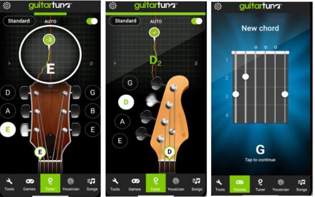 app guitar tuna