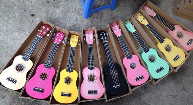 Cách nhận biết các loại đàn ukulele đơn giản 1